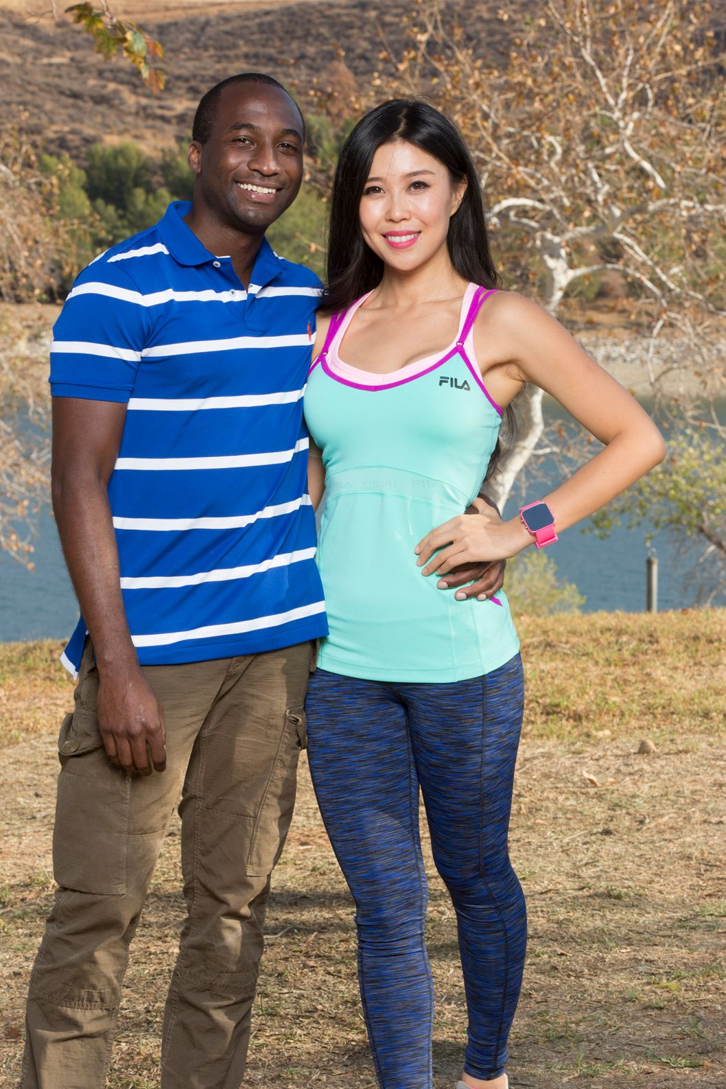 Do any of the amazing race blind date couples have a shot we rate the