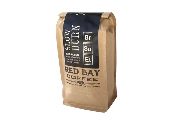 Red Bay Coffee Slow Burn Coffee Whole Beans