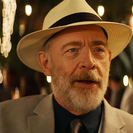 The Andy Samberg-Cristin Milioti rom-com may be an homage to Groundhog Day, but it's J.K. Simmons' character who's the true successor to Phil Connors.