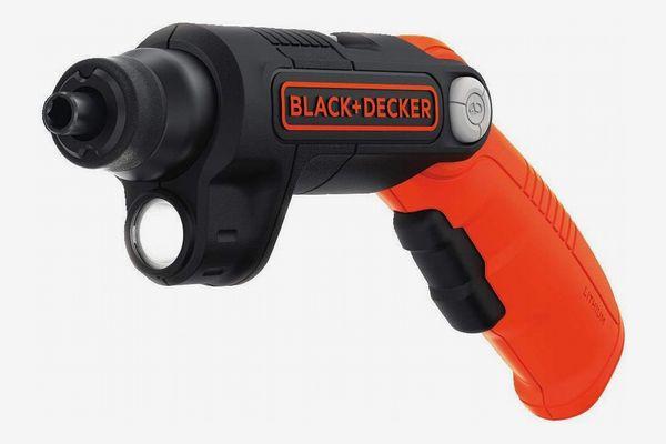 Black & Decker 4V MAX Cordless Screwdriver