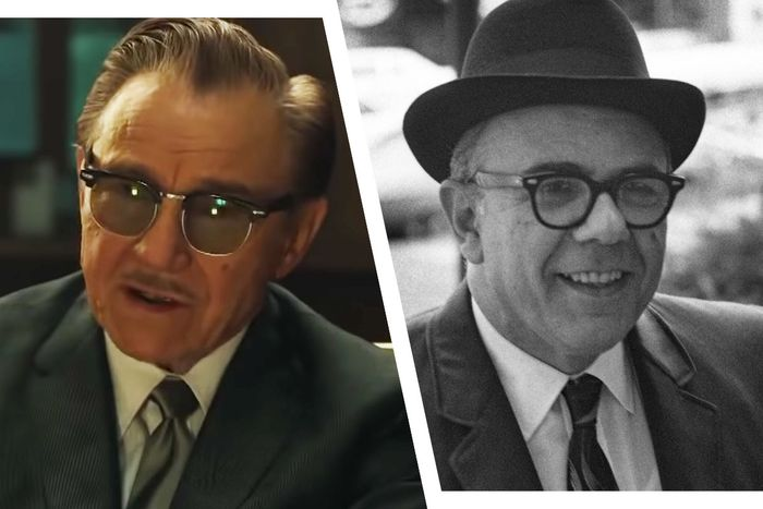 Is The Irishman A True Story Real Characters Explained