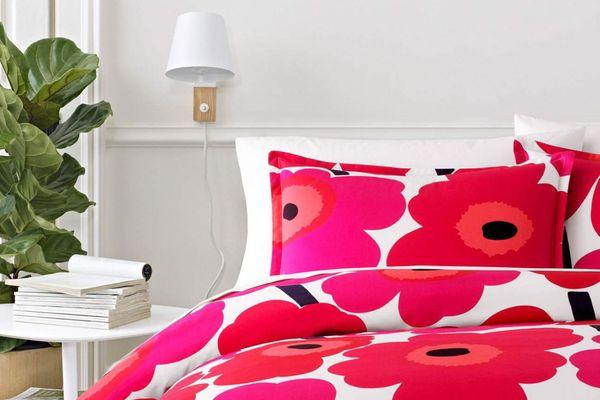 Marimekko Unikko Comforter Set