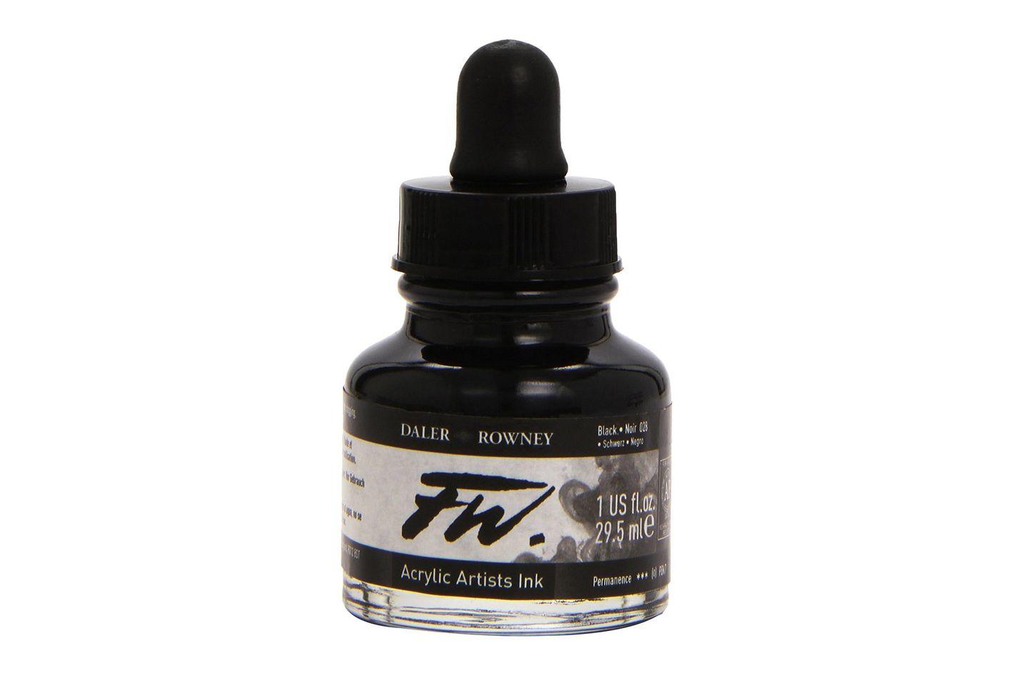 Daler-Rowney FW Acrylic Ink 1
