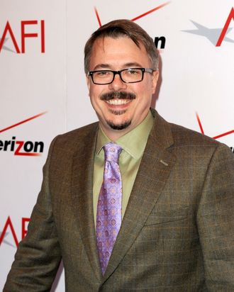 Creator Vince Gilligan attends the 13th Annual AFI Awards at Four Seasons Los Angeles at Beverly Hills on January 11, 2013 in Beverly Hills, California.