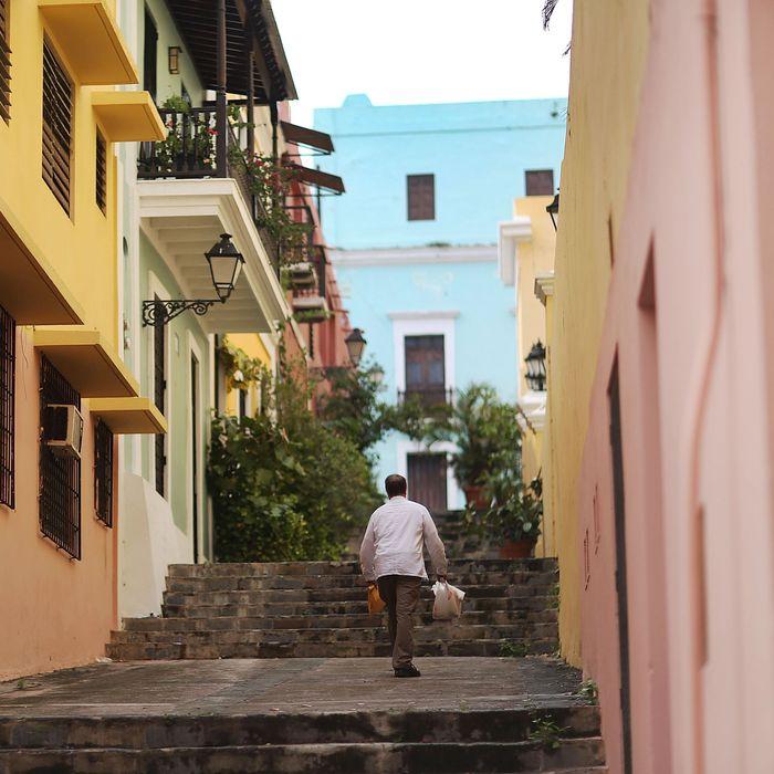 Old San Juan, Puerto Rico.