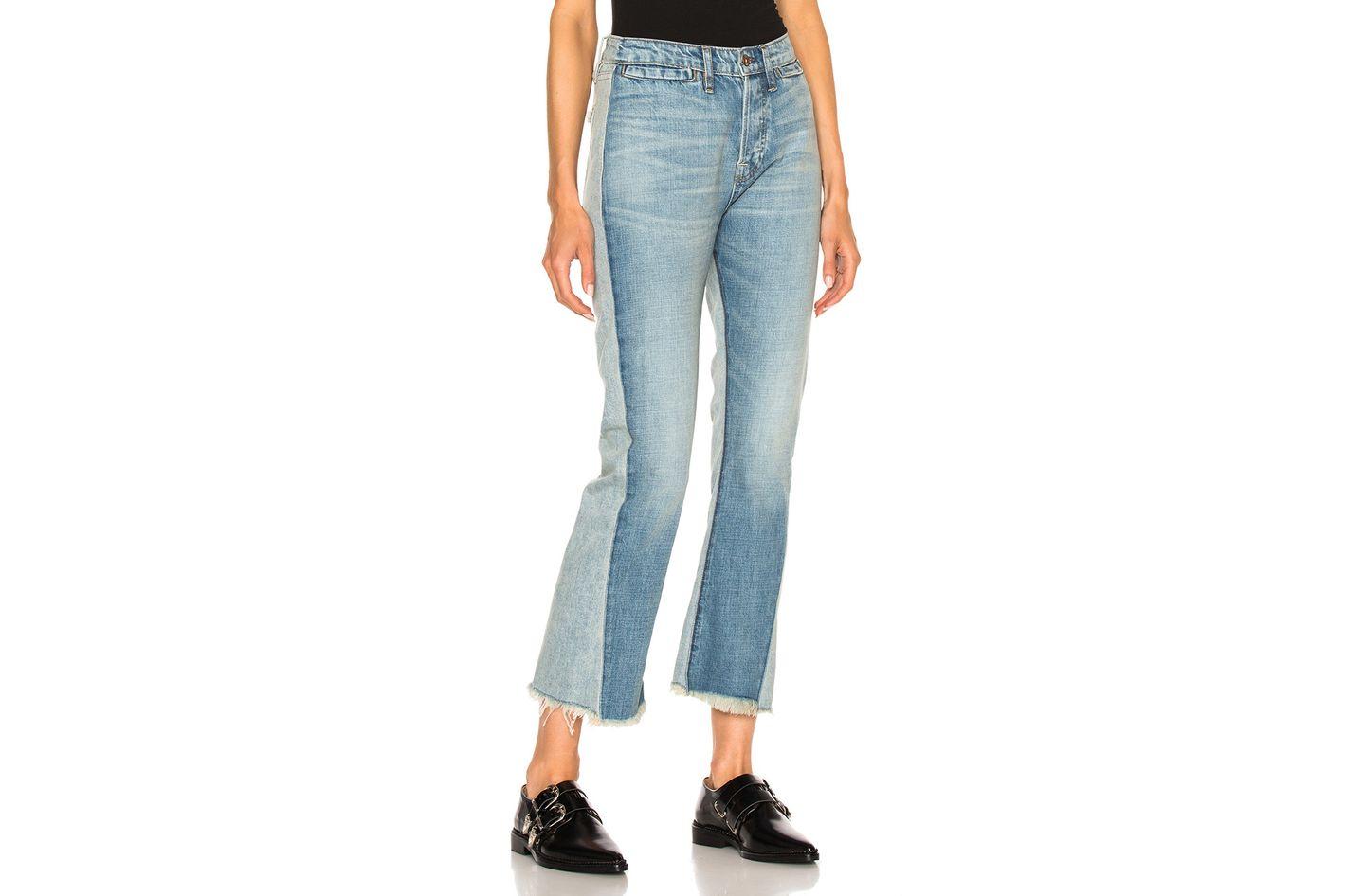 NSF Aero Straight Jeans