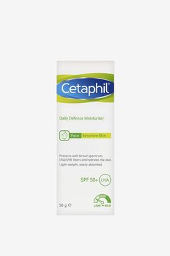 Cetaphil Daily Defence Face Moisturiser with SPF 50+ 50g