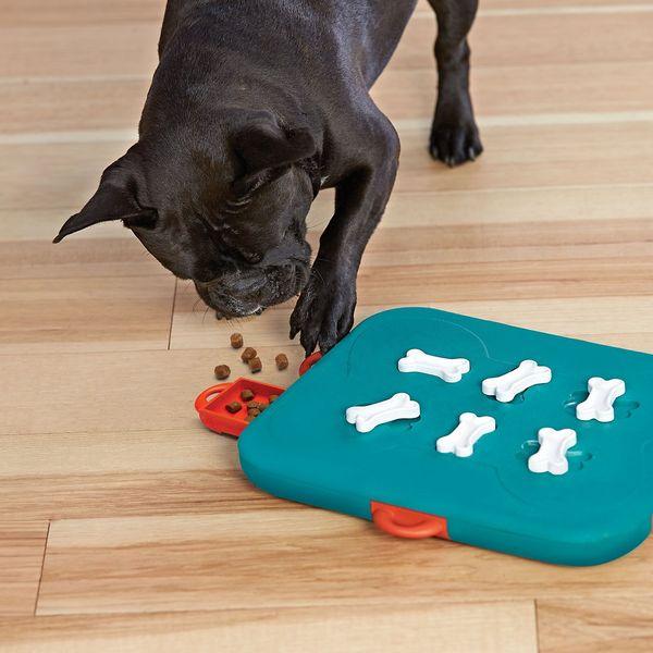 Nina Ottosson by Outward Hound Dog Casino Plastic Interactive Dog Game