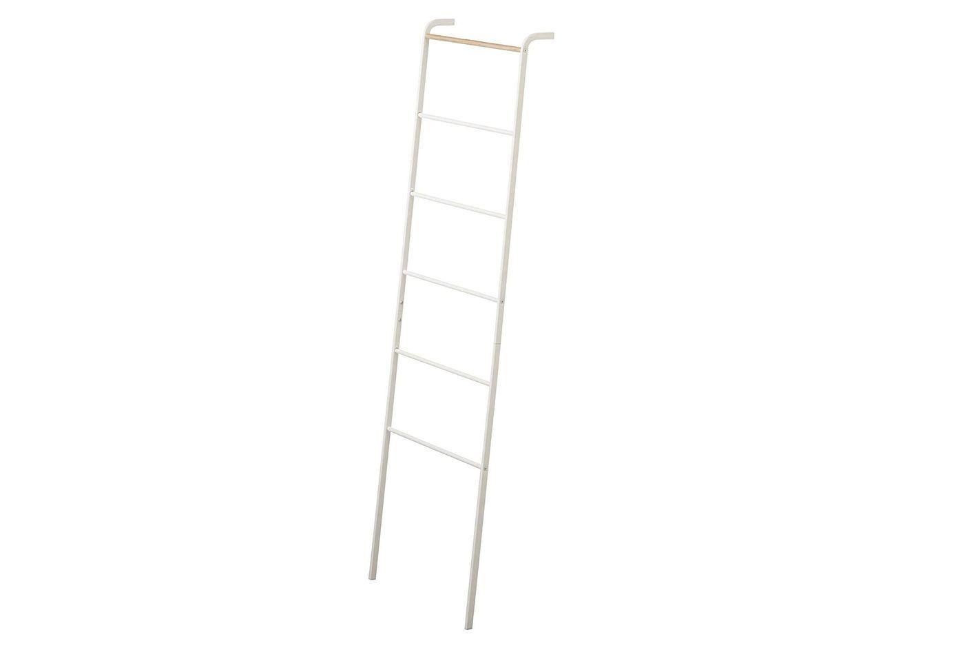 Yamazaki home Tower Leaning Ladder Rack