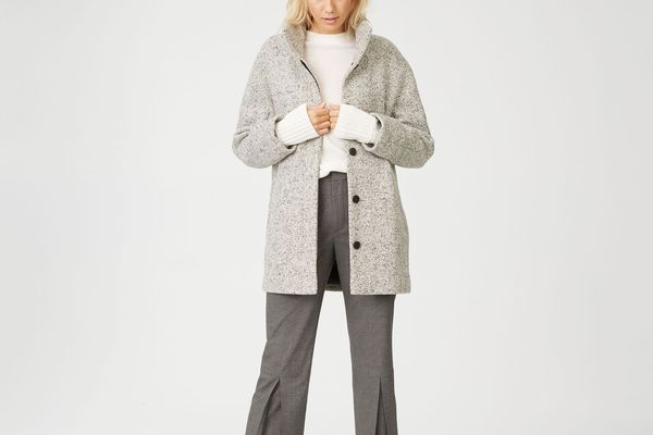 Robeeka Speckled Coat