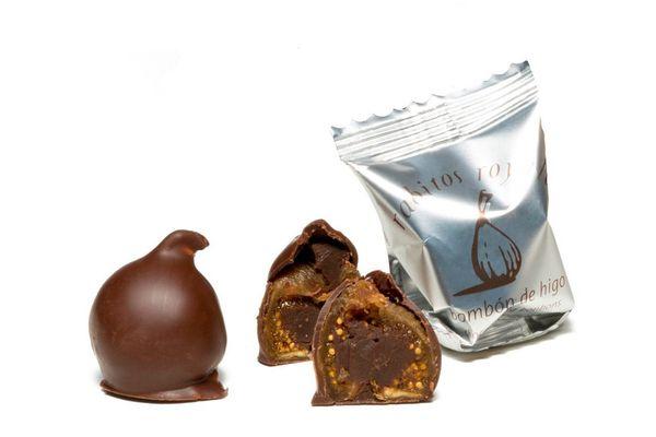 Rabitos Truffle Stuffed Fig Bon Bons