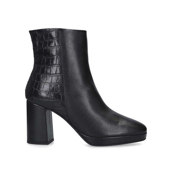 Carvela Tiptoe Leather Boots