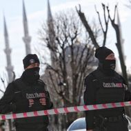 Suicide Bomb Blast Kills Several In Istanbul Square