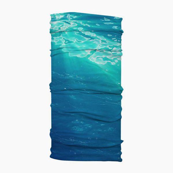 Okuso Custom Gifts 100% Microfiber Polyester Head Scarf