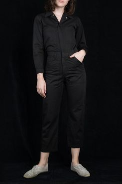 Big Bud Press Everyday Jumpsuit, Basic Black