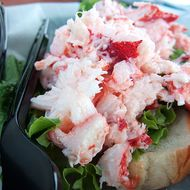 A Rhode Island lobster roll worth the drive.