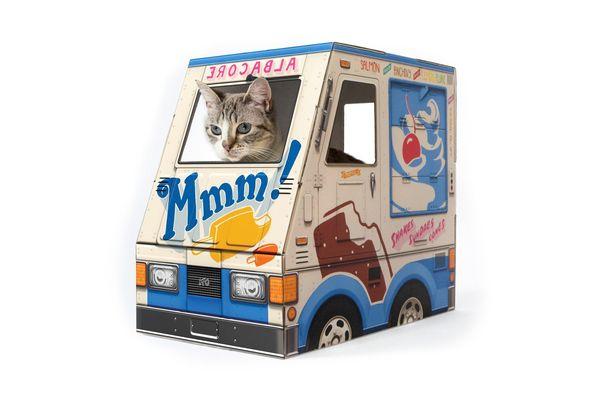 OTO Ice Cream Truck for Cats