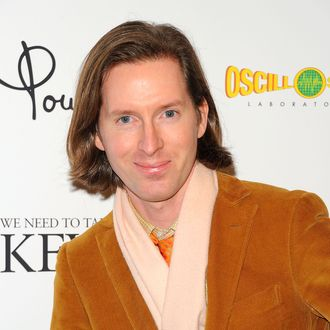 NEW YORK, NY - NOVEMBER 15: Director Wes Anderson attends the