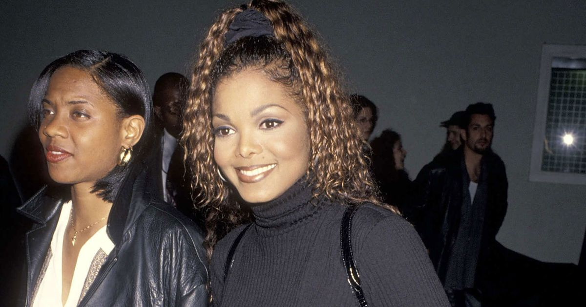 See Over 30 Years of Janet Jackson's Fly Style Tomboy Fashion