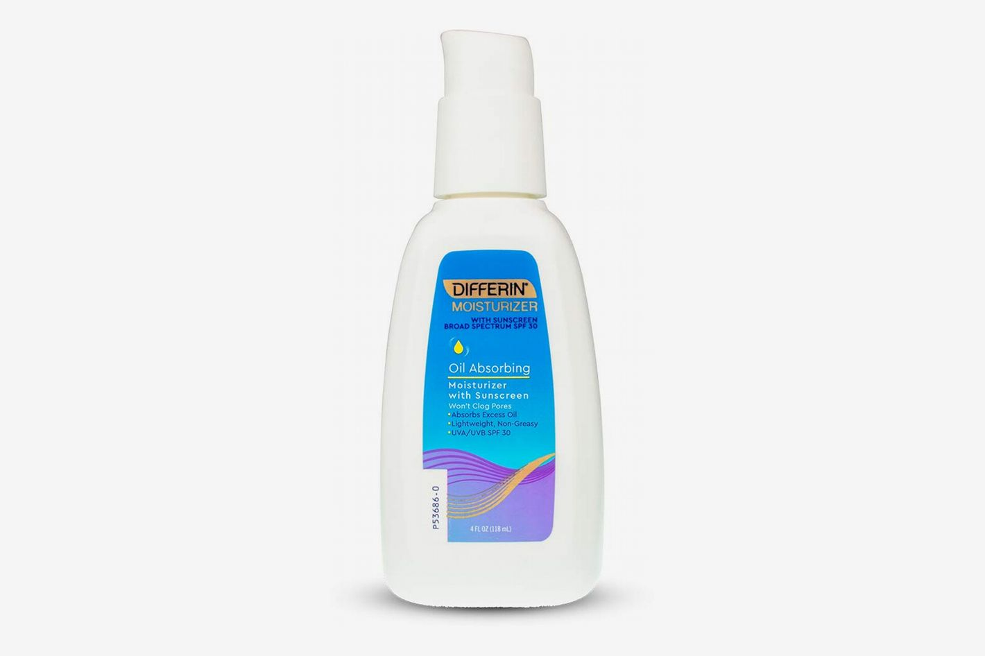 Differin Oil Absorbing Moisturizer with Sunscreen