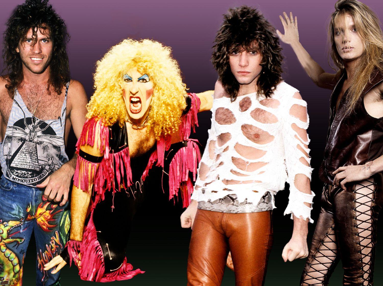 Top 80s hair band love songs