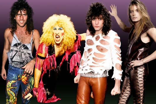 80s rock band fashion 33