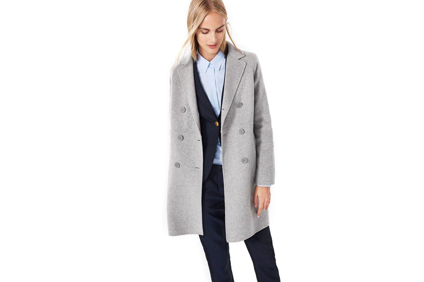 GANT Bonded Coat