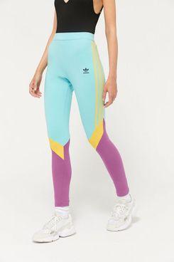 Adidas Sportive Colorblock High-Rise Legging