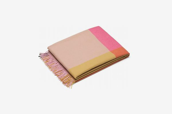 Vitra Colorblock Wool Blanket