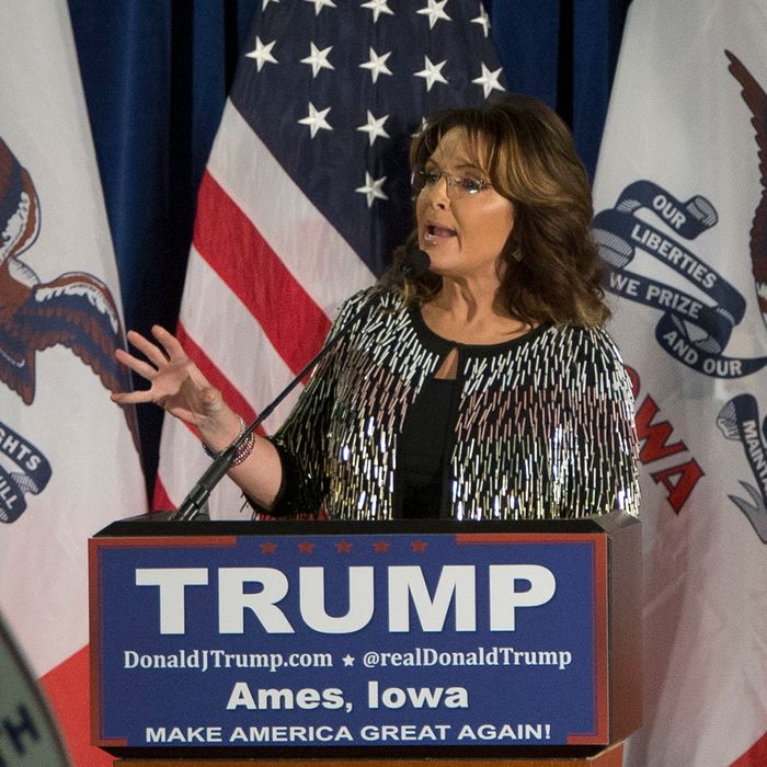 Donald Trump Makes Campaign Swing Through Iowa