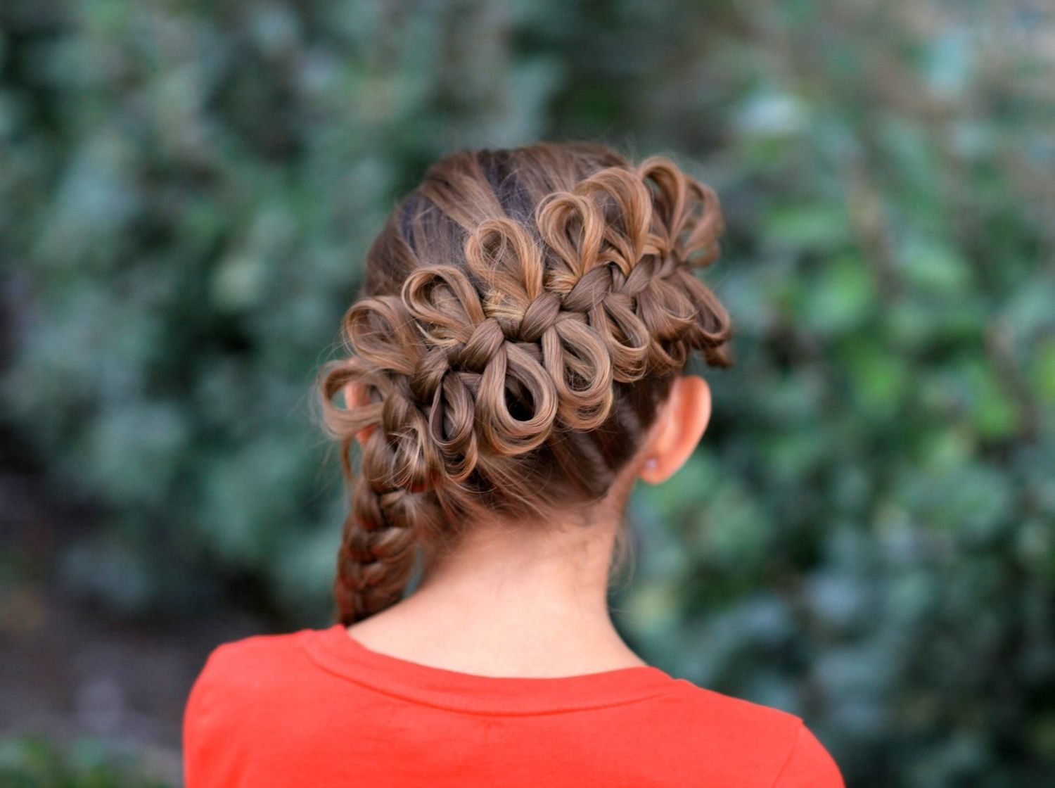 Groovy Kids39 Preposterous Updos Are Youtube Senstations The Cut Hairstyle Inspiration Daily Dogsangcom