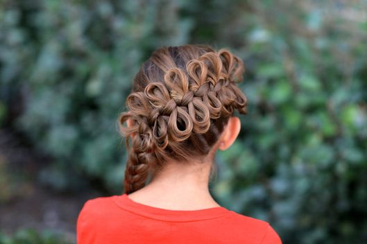 Cute Hair Styles With Braids: Kids' Preposterous Updos Are YouTube Senstations -- The Cut