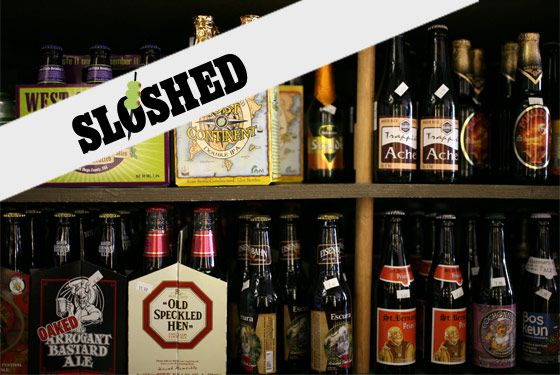 Sloshed: The Truth Behind Eight Big Beer Myths
