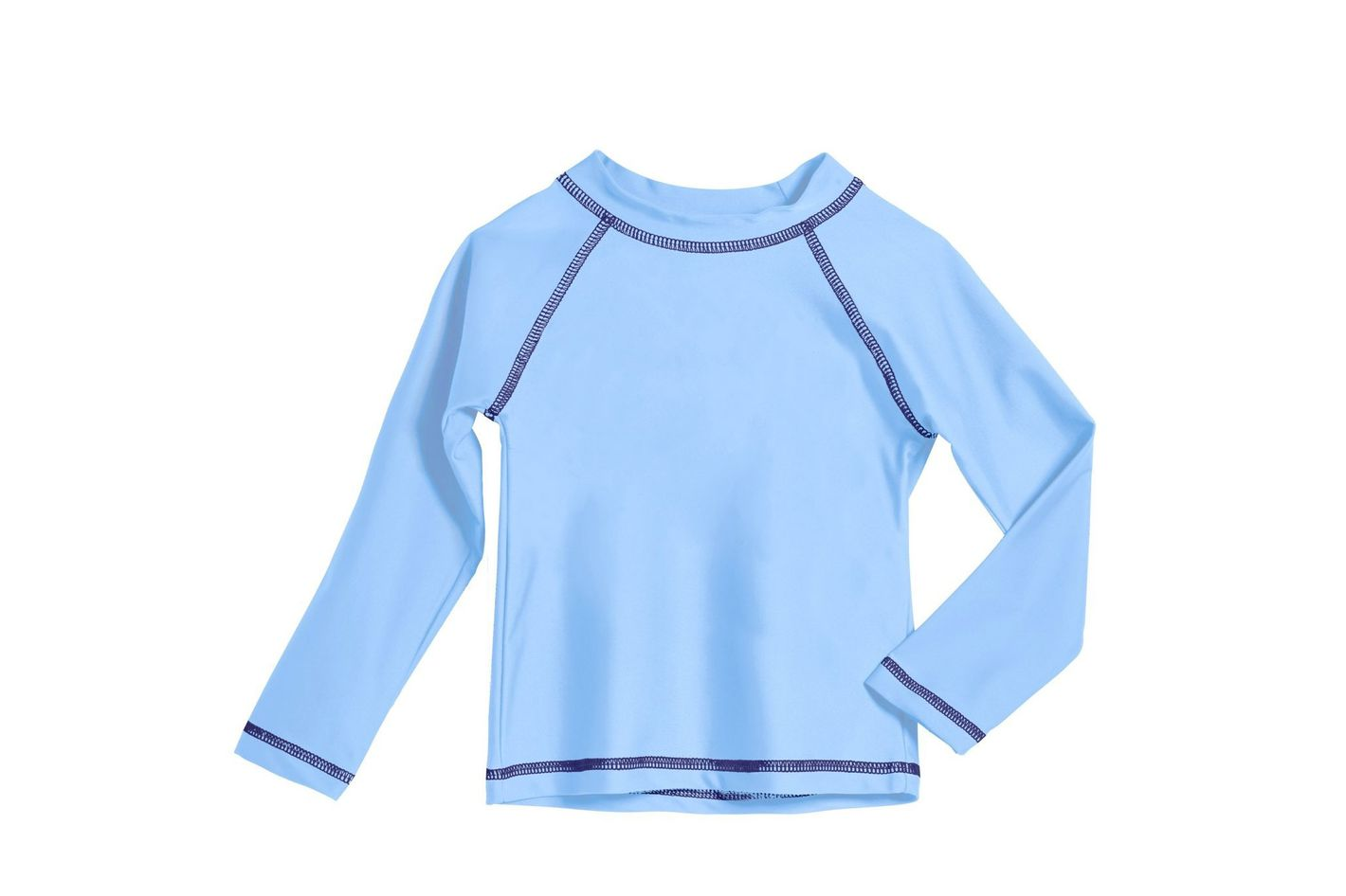 City Threads Little Boys and Girls Rash Guard Swimming Tee SPF 50+ (2T-6 Years)