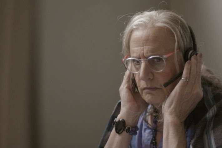 Jeffrey Tambor as Maura.