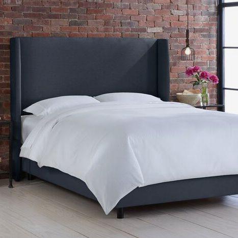 Willa Arlo Interiors Godfrey Upholstered Standard Bed