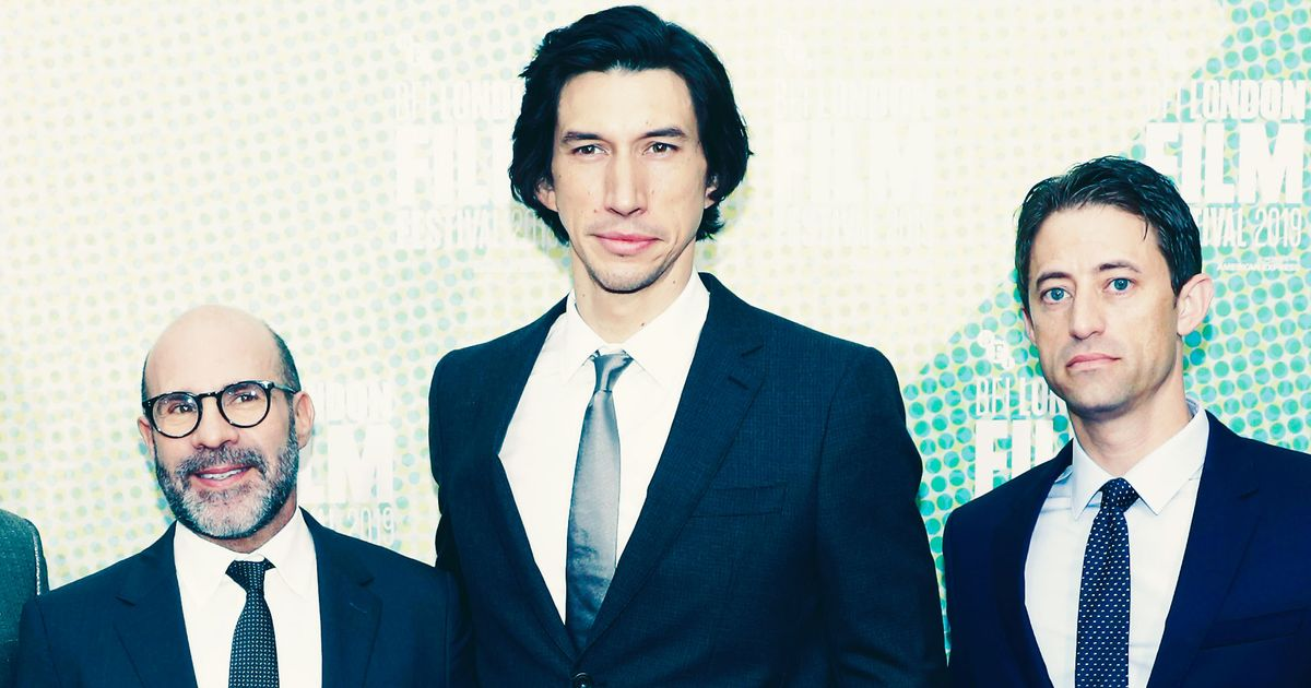 How Adam Driver Gets So Large