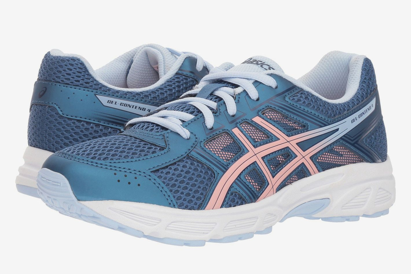 5cae7c02e224c3 Best sneakers for kids between 8 and 12. Asics Kids Gel-Contend 4 GS (Big  Kid)