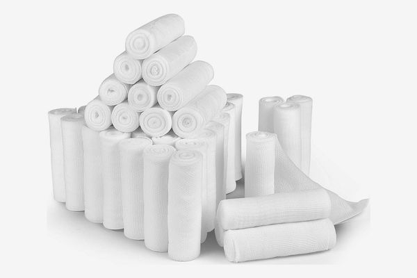 D&H Medical 24 Bulk Pack Gauze Stretch Bandage Roll