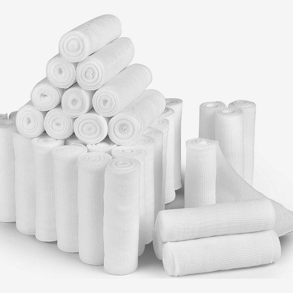 D&H Medical 24 Bulk Pack Gauze Stretch Bandage Roll