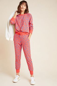 Sundry Spotted Joggers
