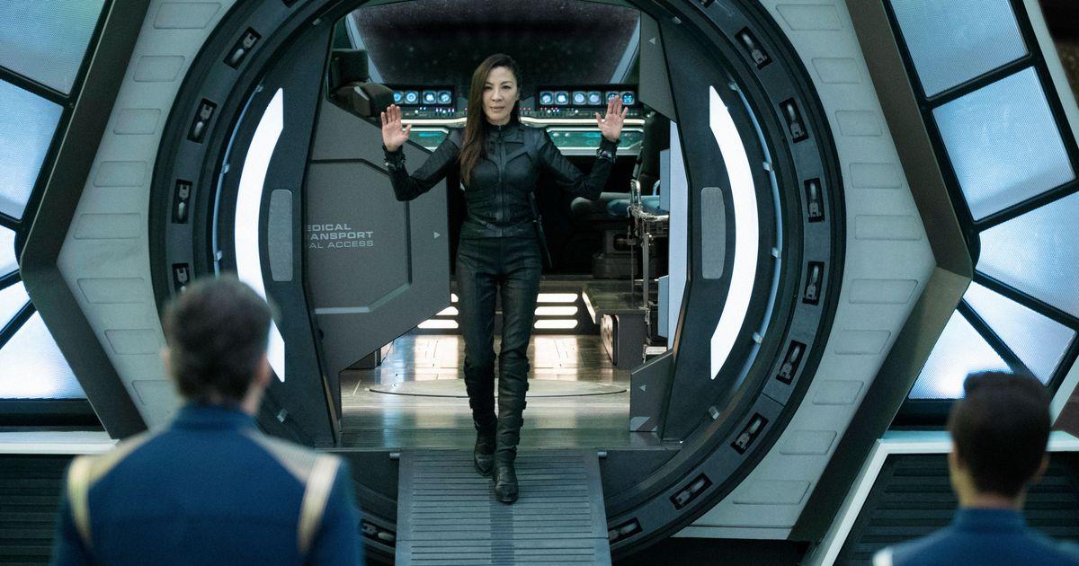 Star Trek: Discovery Recap: Into the Spore-Verse