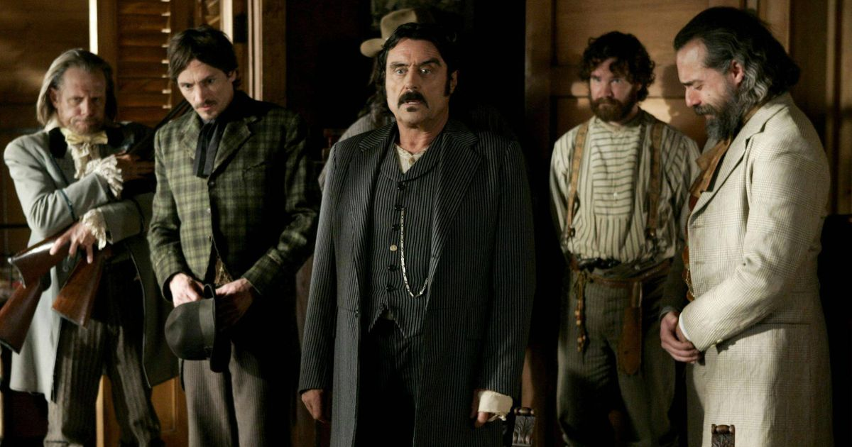 HBO's Deadwood Movie Will Reportedly Ride Into Production Fall 2018
