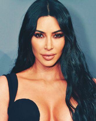 Kim Kardashian Is Having A Cbd Themed Baby Shower
