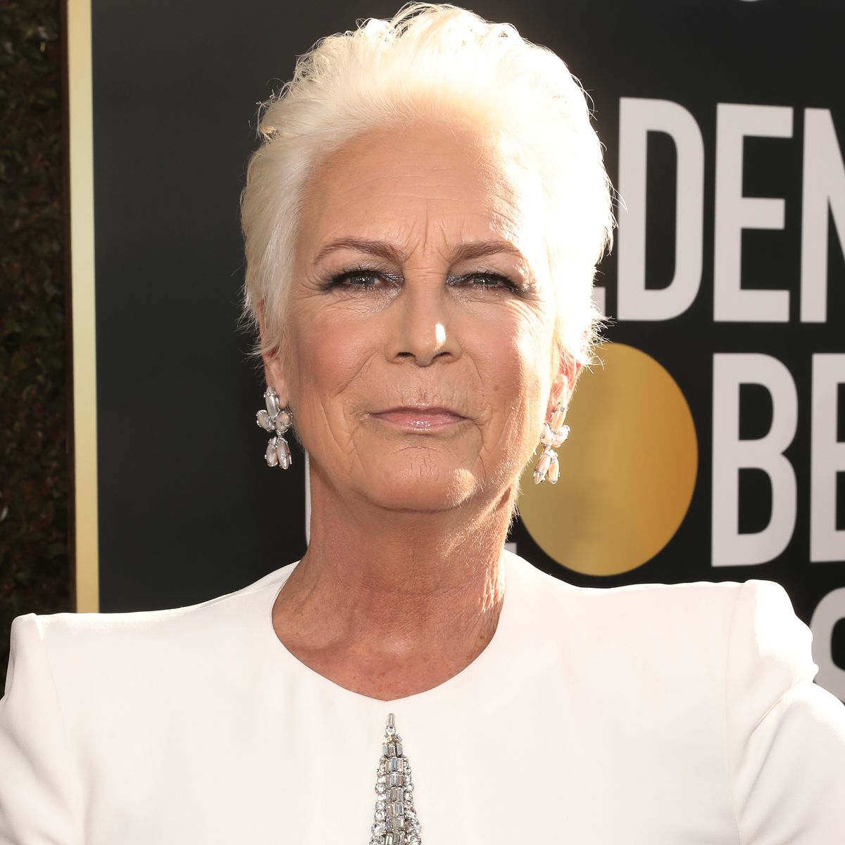 Jamie Lee Curtis Calls Out Golden Globes Red Carpet Spon Con