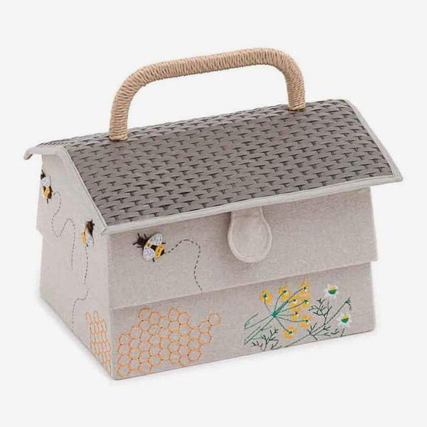 Bee Hive Sewing Box