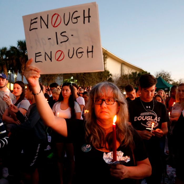 'Red Flag Laws' Gain Bipartisan Support After Parkland