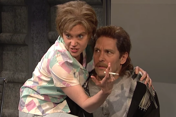 Give Paul Rudd a Guest Emmy for Not Breaking During This SNL Sketch
