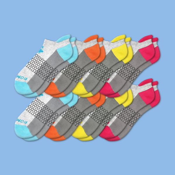 Bombas Women's Originals Ankle Sock 8-Pack