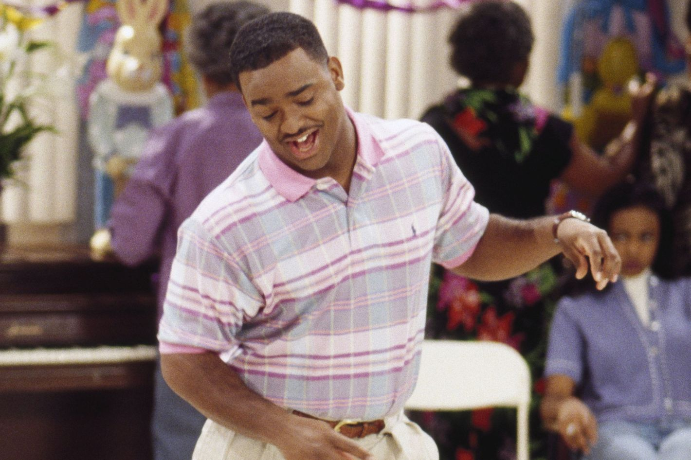 Here S How The Fresh Prince Carlton Dance Came To Be